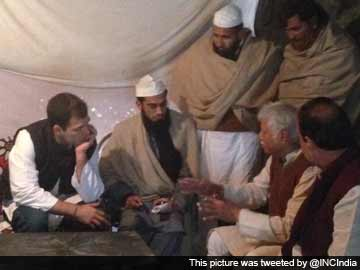Rahul Gandhi in Muzaffarnagar, Sonia meets Jat leaders: Congress in election mode?