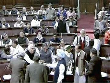 Lokpal Bill passed in Rajya Sabha, debate in Lok Sabha tomorrow