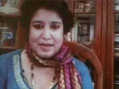 Kolkata: Serial, based on Taslima Nasrin's script, put off indefinitely