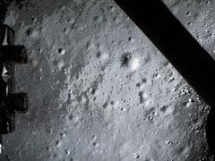 China's Jade Rabbit lunar rover sends first photos from moon