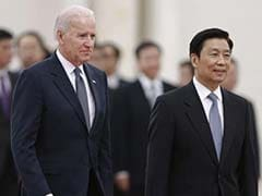 US Vice President Joe Biden calls for trust with China amid airspace dispute