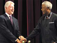Nelson Mandela 'champion for human dignity and freedom': Bill Clinton