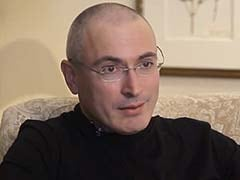 Mikhail Khodorkovsky applies for Swiss visa