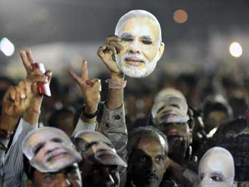 Mumbai: give BJP a missed call, get picked up for Narendra Modi rally