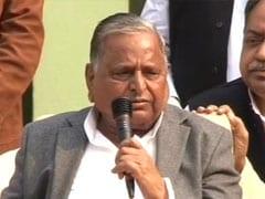 No riot victims, only political activists in Muzaffarnagar camps now, says Mulayam Singh
