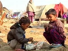 Muzaffarnagar riots victims evicted from relief camp, left out in the cold
