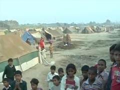 Muzaffarnagar horror: kids die of cold in relief camps