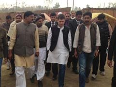 Rahul Gandhi visits Muzaffarnagar relief camps: 10 latest developments