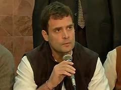 People in Muzaffarnagar want peace, says Rahul Gandhi: highlights