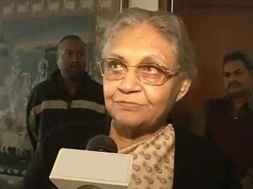 Assembly election 2013: 'Bewakoof hain na', says upset Sheila Dikshit after losing Delhi