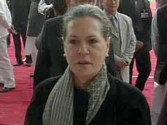 Adarsh issue discussed within party, will be resolved: Sonia Gandhi