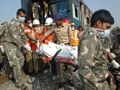 Andhra Pradesh train fire: Forensic experts begin investigations