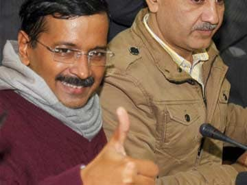 Arvind Kejriwal's speech displays the vocabulary that brought AAP to power