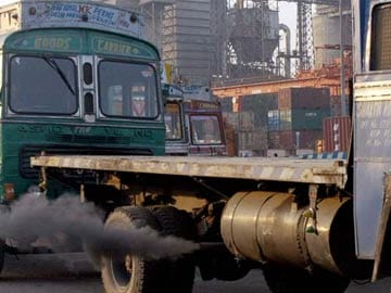 Delhi gets tag of most polluted city in the world