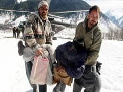 Indian Air Force rescues 203 people stranded in snow-hit Kashmir