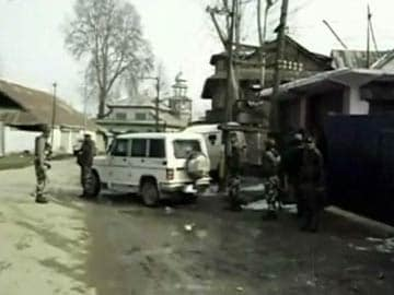Sopore encounter ends, one cop killed, militants escape