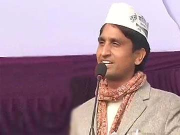Kumar Vishwas holds rally in Rahul Gandhi's constituency Amethi: highlights