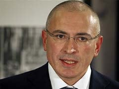 Mikhail Khodorkovsky on private visit to Israel