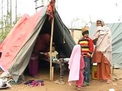 'All we have is this tent', say Muzaffarnagar riot victims shifted out of relief camp