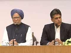 Prime Minister's address on UPA's 10-year achievements: who said what