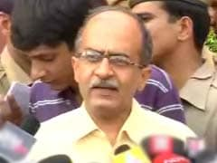 Row over Prashant Bhushan's Kashmir remarks: 'AAP no longer an NGO or group of commentators'