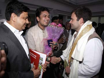 Rahul Gandhi speaks to PM asking for minority status for Jains