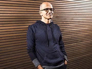 Satya Nadella: A cricket buff who is now Microsoft's CEO