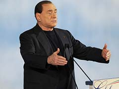Silvio Berlusconi and Italy's left head strike electoral reform deal