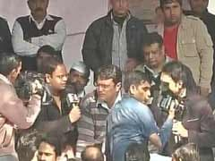 Expelled AAP leader Binny ends protest in 5 hours, warns of bigger agitation if demands not met in 10 days