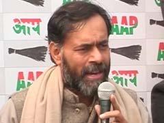 Political Affairs Committee to decide on action against Vinod Kumar Binny: AAP's Yogendra Yadav