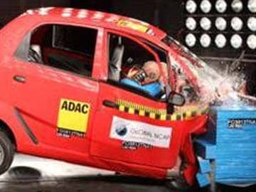 Tata Nano, other Indian small cars fail independent crash tests