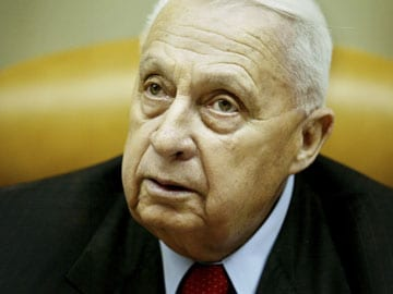 Ariel Sharon is said to be near death