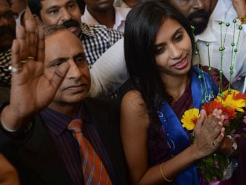 A feverish welcome for Indian diplomat in hometown of Mumbai