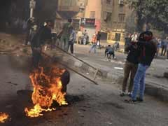 At least 49 killed in Saturday's protest clashes in Egypt: ministry