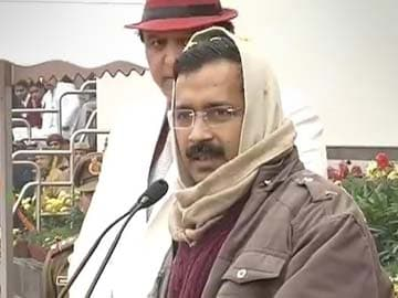 Read constitution, dharna by Chief Minister not unconstitutional, says Arvind Kejriwal