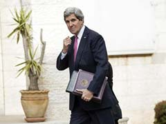 John Kerry sees progress on Israeli-Palestinian framework deal
