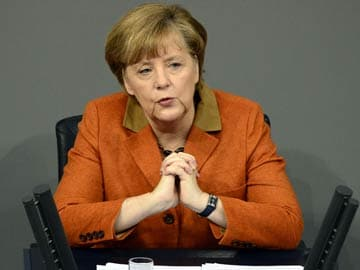 'Not right for United States to spy on us,' German Chancellor Angela Merkel says