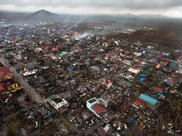 Typhoon sparks Philippine child trafficking fears: charity