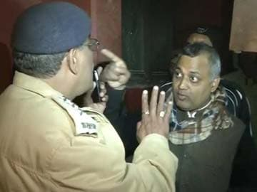 AAP's 'midnight raid' in Delhi: FIR lodged against unknown people