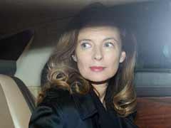 Valerie Trierweiler arrives in India after split with Francois Hollande
