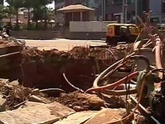 Bangalore crumbles as civic body goes bankrupt