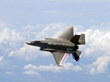 Why is the US spending so much on the F-35 fighter?