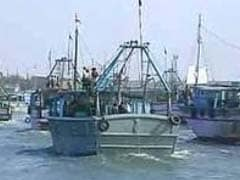 25 Lankan fishermen arrested for trespassing into Indian waters
