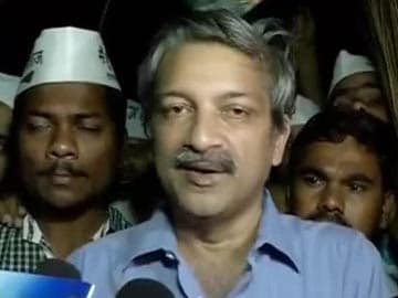 AAP protests in Mumbai after NCP workers vandalise office; Mayank Gandhi detained
