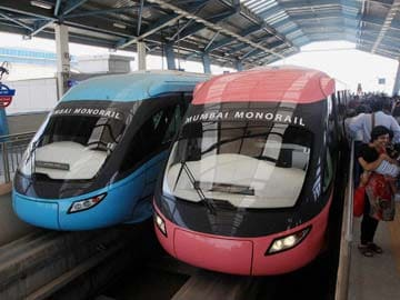 Mumbai monorail to be inaugurated today