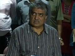 Nandan Nilekani to resign from Aadhaar panel by March-end