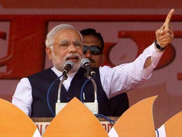 Narendra Modi to address rally in Tamil Nadu today