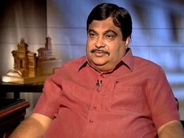 Nitin Gadkari in BJP's first list of candidates for 2014 elections