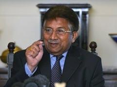 Pervez Musharraf served with arrest warrant at hospital