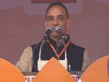 Satyapal Singh, former Mumbai Police Commissioner, joins BJP